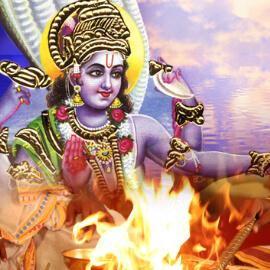 Individual Balaji Homa