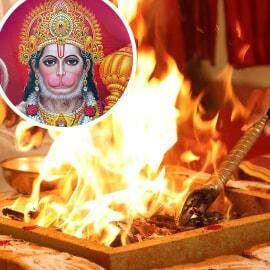 Individual Hanuman Homa