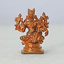 Energized 1.5 Inch Lakshmi Hayagriva Statue