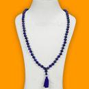 Energized Lapis Lazuli Mala