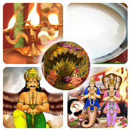 Naga Chaturthi and Panchami Elite Plus Package