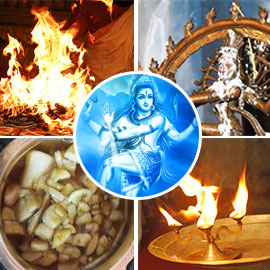 Premier Arudra Darshan (Shiva's Birthday) Package