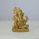 Energized 2.5 Inch Raja Ganapati Statue