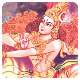 Krama Style Rudram Chanting Followed by Rudra Fire Lab