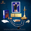 Saturn Direct in Scorpio 2015: Saturn Pooja Kit