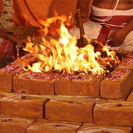 Individual Chaya Samjna Sametha Surya Narayana Homa