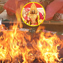 8th Waning Moon 2015- Individual Fire Ritual to Swarna Akarshana Kala Bhairava