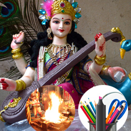 Enhanced Rituals for Vasant Navratri