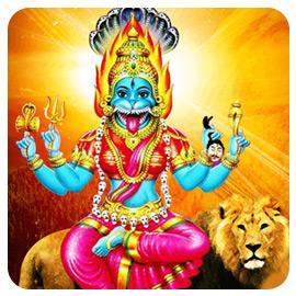 Vibareetha Pratyangira Devi Homa