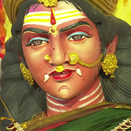 48-Day Goddess Angali Program By Dr.Pillai | Goddess ...