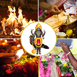 Ashta Bhairava Homa Series Elite Package