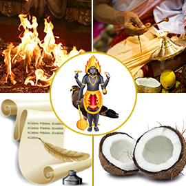 Ashta Bhairava Homa Series Enhanced Package