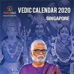AstroVed 2020 Calendar: SINGAPORE (Pdf)