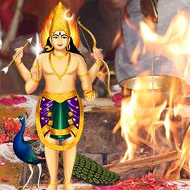 Individual Chanda Bhairava Homa (3rd Form of Bhairava)