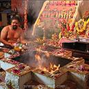 Navratri 2014: Grand Group Chandi Fire Ritual on Vijayadasami