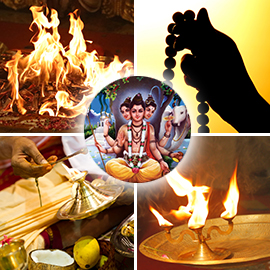 Dattatreya Birthday Services One Time Package
