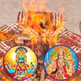 Shoolini Durga & Pratyangira Homa