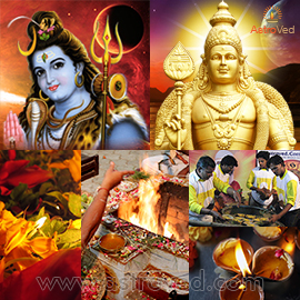 Elite Rituals for Karthigai Deepam