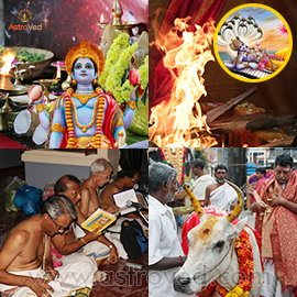 Elite Rituals for Vaikunta Ekadasi