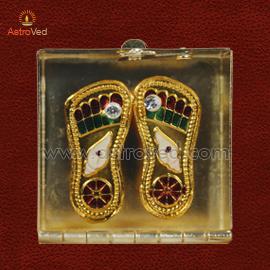 Energized Vishnu Sandals