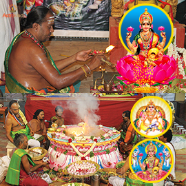 Enhanced Rituals for Aadi Perukku
