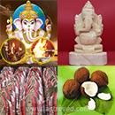 Ganesha Chaturthi 2014: Standard Ganesha Rituals Package August 29th IST