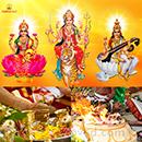 Navratri 2015: Enhanced Navratri Goddess Package - 9 of 9 Nights Celebration Oct 13th - Oct 21st