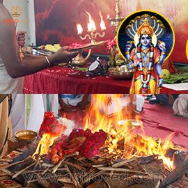 Essential Rituals for Vishnupati