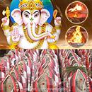 Ganesha Chaturthi 2014: Basic Ganesha Rituals Package August 29th IST