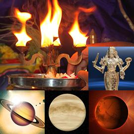 Planetary Powerspot Rituals