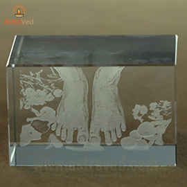 Energized Guru Feet Cube