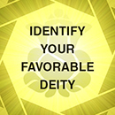 Identify Your Favorable Deity - Report