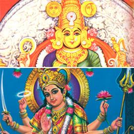 Lalita Sahasranama Chanting and Durga Suktam Homa