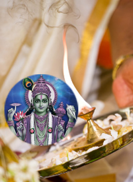 Individual Satyanarayana Pooja