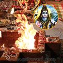 Individual Homa to Lord Shiva