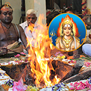 Individual Homa to Kala Bhairava