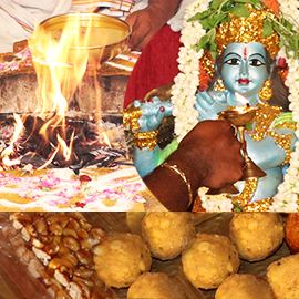 Krishna Birthday Basic Package