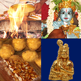 Krishna Birthday Premier Package