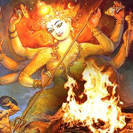 Individual Chandi Homa