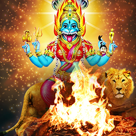 Individual Pratyangira Devi Homa
