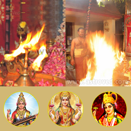 Navratri Enhanced Rituals Package