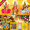 Navratri 2015: Premier Navratri Deluxe Package - All 9 Nights Celebration on Oct 13th - Oct 21st