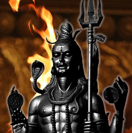 SHIVA HOMA (Fire lab for Karma Cleansing and Wish Fulfillment)