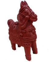 Energized Terracotta  Horse