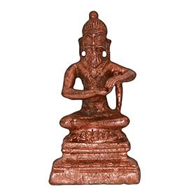Energized 2.5 Inch Vishvamitra Statue