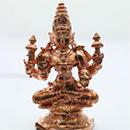 Energized 3 Inch Lakshmi Statue