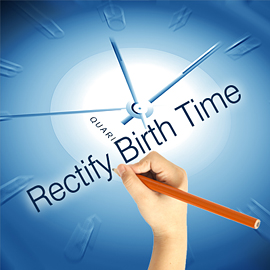 Rectify Your Horoscope When Birthtime Is Unknown