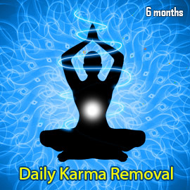 DKRP: Daily Karma Removal Program: 6 Months