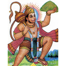 Proxy Sound Writing For Benefits from Hanuman - 10,008