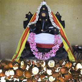 Smash 27 Coconuts to Ganesha & Smash Your Obstacles